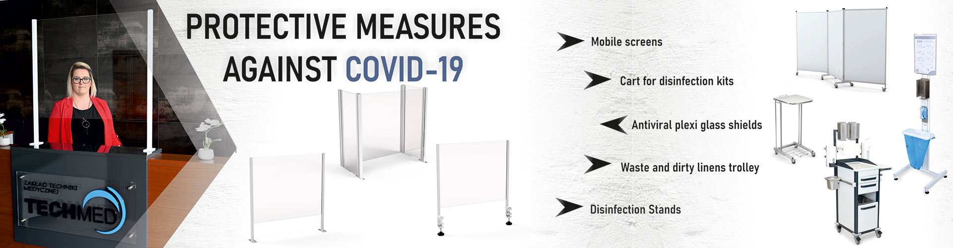 Protective measures against COVID-19
